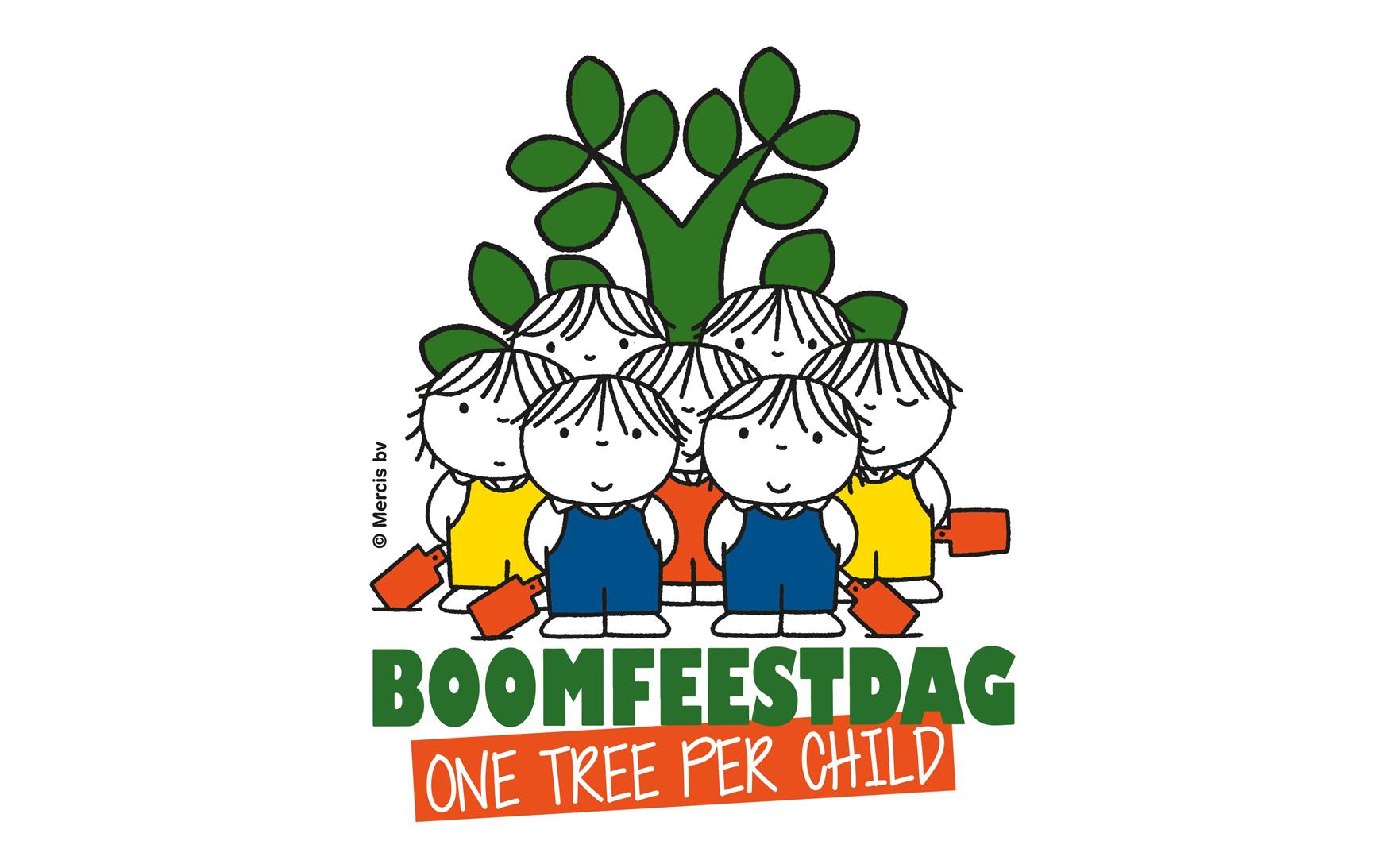 65e Nationale Viering Boomfeestdag bij BCT Partners BV